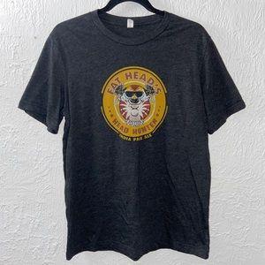 Fat Heads Head Hunter Graphic T-Shirt Top